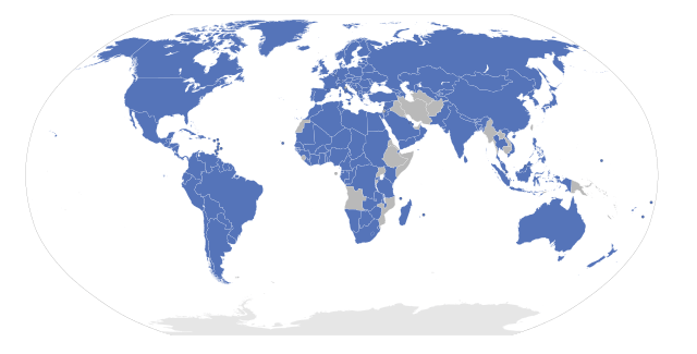 Berne Convention Countries